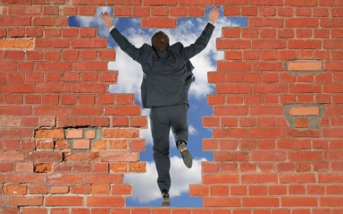 Jump-through-Wall